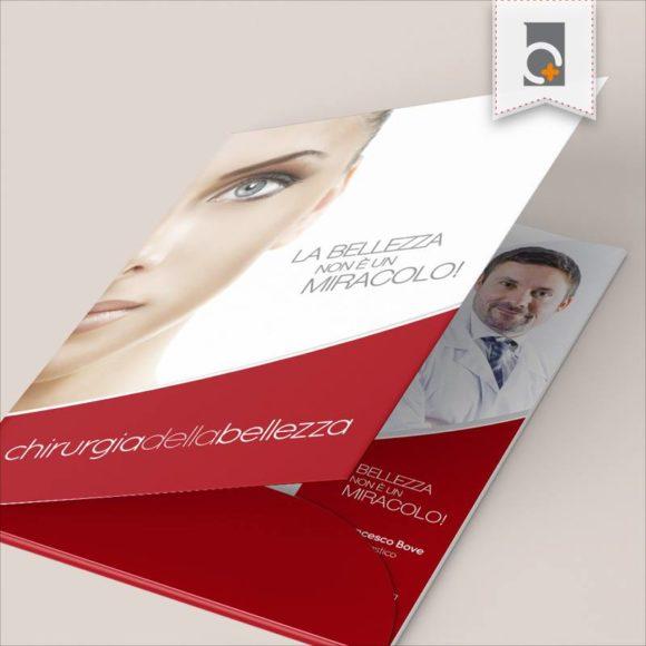Portfolio: cartellina Chirurgia della Bellezza