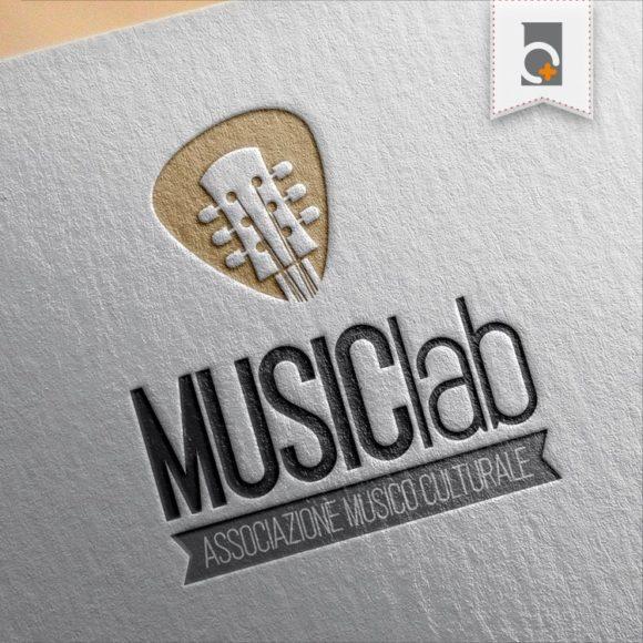 Portfolio: logo Music Lab Associziazione Musico Culturale