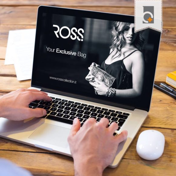 Portfolio: ecommerce Ross Collection