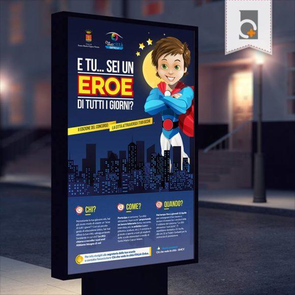 Portfolio: marketing E tu... sei un eroe di tutti i giorni?