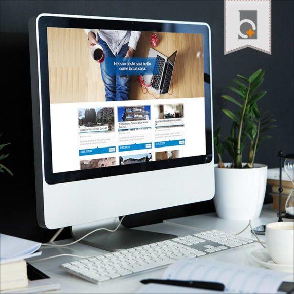 Portfolio: sito web Soluzione Casa Servizi Immobiliari.