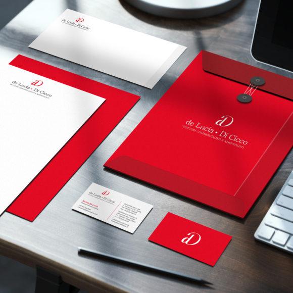 BeMoreLab Agenzia Pubblicitaria. Portfolio: de Lucia & Di Cicco Commercialisti